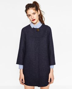 Image 3 of COAT from Zara