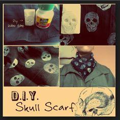 #scarf #diy