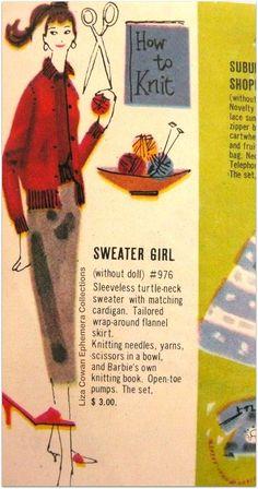 Barbie - Sweater Girl #976