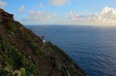 """""""Makapuu Lighthouse - Oahu, Hawaii"""" by Brian Harig, via 500px."""