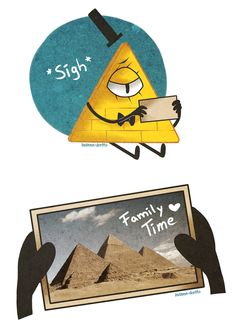 Family Memories Bill Cipher by Insane-Dorito on DeviantArt