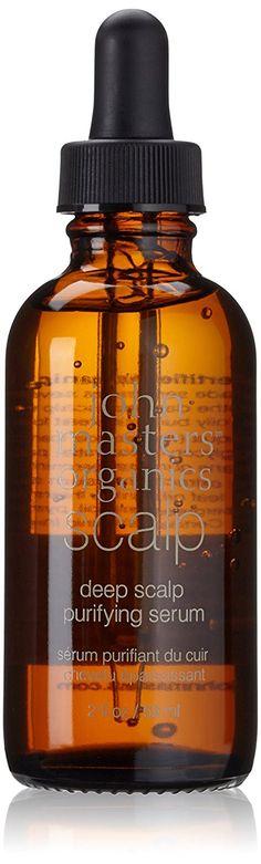 John Masters Organics Deep Scalp Purifying Serum, 2 Ounce -- For more information, visit image link.
