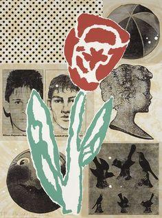 DONALD BAECHLER http://www.widewalls.ch/artist/donald-baechler/  #contemporary…