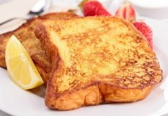 Bring mom French Toast in Bed. 3 varieties.