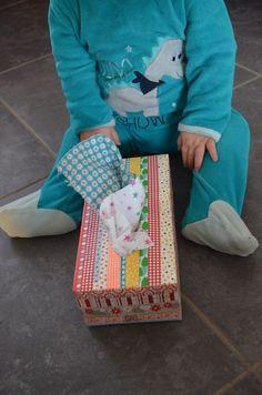 Abracadabra ! Chutes de tissus, transformez-vous en … jeu sensoriel !!! – Mon Bazar Coloré