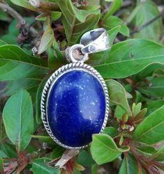 Lapis Lazuli Pendant, Sterling Silver, Boho Statement Pendant, Mermaid Pendant Gems Jewelry, Gemstone Jewelry, Jewelry Gifts, Statement Jewelry, Jewellery, Lapis Lazuli Pendant, Moonstone Pendant, Bohemian Jewelry, Boho