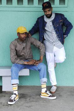 Blend Tech - TEMPRACHA - #Trends #Menswear  #Tendencias #Moda Hombre