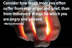 Anger & Grief