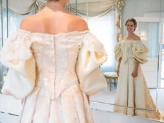 Mariage : elles portent cette robe de mariée de mère en fille depuis 120 ans