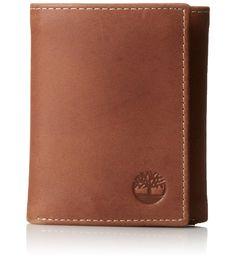 Timberland Men's Hunter Trifold Wallet