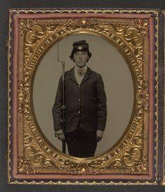 tintypes | Glass Eyes: Civil War Tintypes