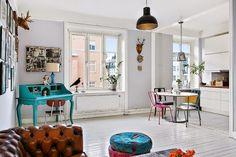 Primer coktail de inspiración: lo mejor de 4 casas diferentes!!! | Decorar tu casa es facilisimo.com
