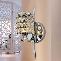nástenné kovové svietidlá, Nástenné svietidlá, Nástenné svietidlá v modernom vzhľade,