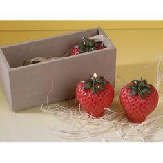fraises / strawberries by Eden Déco