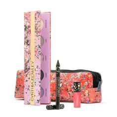 Cynthia Rowley Beauty Spring Collection: Eyeliner, Eye Shadow, Lip Stain & Bag   Birchbox   Birchbox