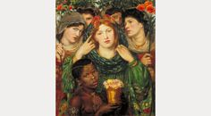 Art Funded- 1916 Dante Gabriel Rossetti, The Beloved (The Bride), 1865 - 1866 Nocturne, Music Mix, My Music, Claudio Arrau, Dante Gabriel Rossetti, Art Fund, The Power Of Music, Wild Style, Artist Profile
