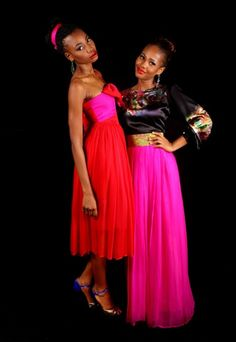 """""""For the Discerning Woman""""! Nigerian Design Label, Shakara Couture presents its 2012 R-T-W Collection 