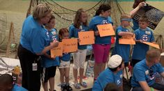 Gangway to Galilee, Concordia's 2014 VBS Decorating Overview