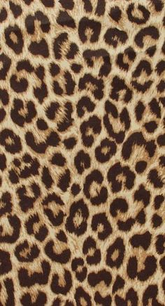 Leopard Print iPhone X Case