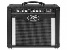 Amplificador para Guitarra com 25W RMS - Peavey Rage 258