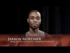 National Student Exchange: Jarron Mortimer - YouTube