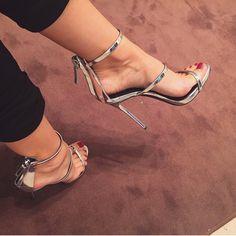Nice Lovely exposure of feet .