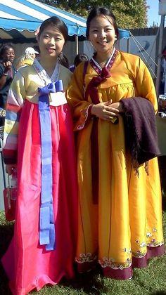 Korean Students at Homecoming