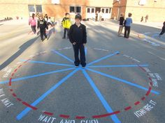 New Playground Games Encourages Kids To have Fun and Keep Moving