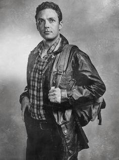 The Walking Dead Season 6 Aaron