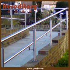 Best Outdoor Metal Stair Railing Kits Simple Handrail 400 x 300