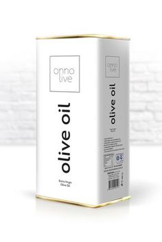 Creas Creative - Onnolive Olive Oil #packaging #design #emballage #worldpackagingdesign #packaging #design #diseño #empaques #embalagens #パッケージデザイン #emballage @world.packaging.design.society www.worldpackagingdesign.com