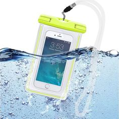Waterproof Bag With Luminous Underwater Pouch Phone Case For iphone 5 5S SE 6 6s Plus For Samsung Galaxy S6 S7 edge Note 7 * Click the VISIT button to view the details