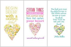 Inspirational Printables - On Sutton Place
