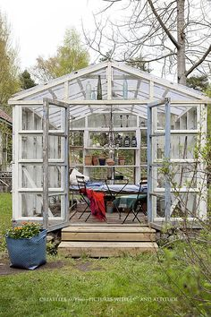 Another use for a green house