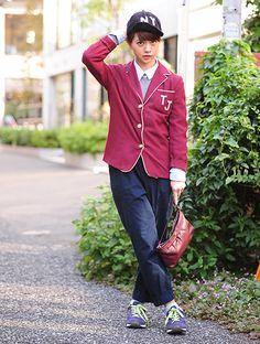 HARAJUKU#1675 中澤 麻可 | HARAJUKU KAWAii!! STYLE