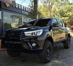 Favorite truck #hilux Toyota Hilux, Toyota 4x4, Toyota Trucks, Toyota Tacoma, Toyota Supra, Mini Trucks, Diesel Trucks, Pickup Trucks, Hilux Mods