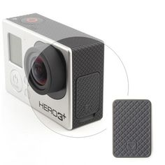 1pcs/lot GoPro USB Side Door Cover Replacement for GoPro Hero 3+ 3 Black Silver