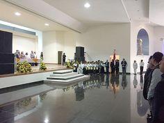 """Inauguración del """"II Congreso Internacional de Transformación Educativa Alternativas para Nuevas Prácticas Educativas"""", del 23 al 26 de septiembre de 2015, ciudad de Tlaxcala."""