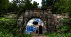 9 Haunted Places You Can Visit In Ontario featured image Spooky Places, Haunted Places, Haunted Forest, Ghost Tour, Most Haunted, Old Barns, Woodstock, Ontario, Castle