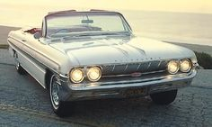 The 1961 Oldsmobile Starfire was a classy convertible and an American classic.