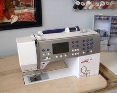 Bernina Sewing Cabinet