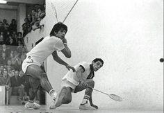 Vintage softball squash.