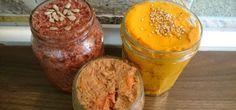 Vegane Aufstriche aus nur 2 Zutaten selber machen, in 10 Minuten einen leckeren Brotaufstrich selber machen