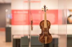 """Don't miss the MIM exclusive exhibition  Stradivarius: Origins and Legacy of the Greatest Violin Maker"""" during Experience Italy."""