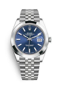 Rolex Datejust 41: Steel 904L – 126300