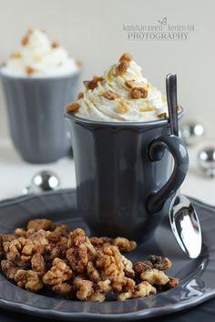 Coffee Break, Yummy Drinks, Breakfast Recipes, Sweet Treats, Deserts, Food Porn, Food And Drink, Tasty, Sweets