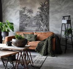 Grey Living Room | #GreyLivingRoom