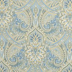 "Waverly 676350 Swept Away Chambray 54"" Fabric -- Sold by the Yard"