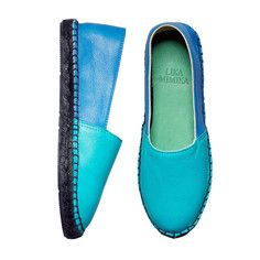 Espadrilles Unisex Tri Blue, 85€, now featured on Fab.