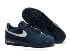 new products 28dd0 e8bf9 Buy Nike Air Force 1 Low Hombre Anti-Fourrure Deep Azul Blanco (Nike Air  Force 1 Low Hombre) New Release from Reliable Nike Air Force 1 Low Hombre  ...